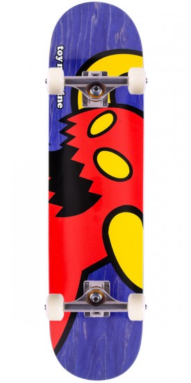 """Toy Machine Vice Monster Skateboard Complete - Purple - 7.75"""""""