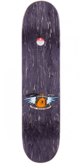 Toy Machine Vice Monster Skateboard Deck - Black Stain - 8.875""