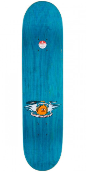 """Toy Machine Vice Stripes Monster Skateboard Complete - 8.125"""""""