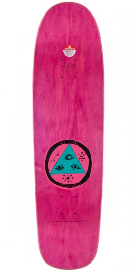 Welcome Baby On Planchette Skateboard Deck - Pink - 8.8""