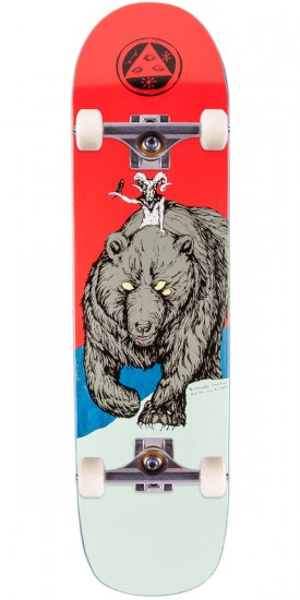 Welcome Balan on Son of Planchette Skateboard Complete - 8.38""