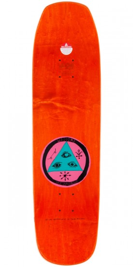 Welcome Cage-free Heart On Banshee 86 Skateboard Complete - 8.6""
