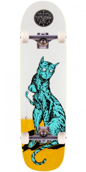 Welcome Coitus Interruptus On Son of Planchette Skateboard Complete - 8.38 - Teal