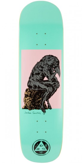 Welcome Crinker on Nibiru Skateboard Deck - 8.8""