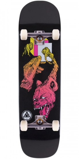 """Welcome Face of a Lover on Yung Nibiru Skateboard Complete - Black Dip - 8.25"""""""