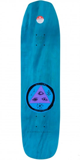 """Welcome Fate Owl On Magic Mace Skateboard Complete - Olive - 9.00"""""""