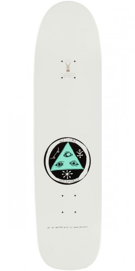 Welcome Featherless Skateboard Complete - White/Red - 8.8""