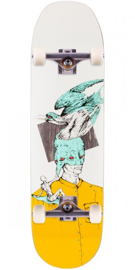 """Welcome Feel Nothing on Baculus Skateboard Complete - 8.75"""""""