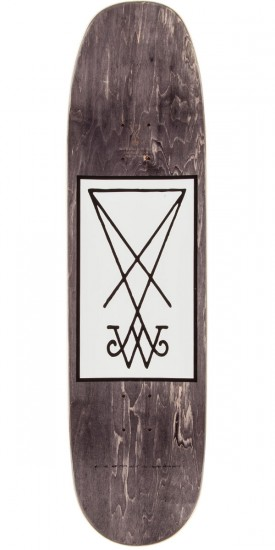 """Welcome Feel Nothing on Baculus Skateboard Deck - 8.75"""""""
