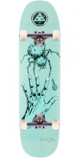 Welcome Gateway on Son of Moontrimmer Skateboard Complete - 8.25""