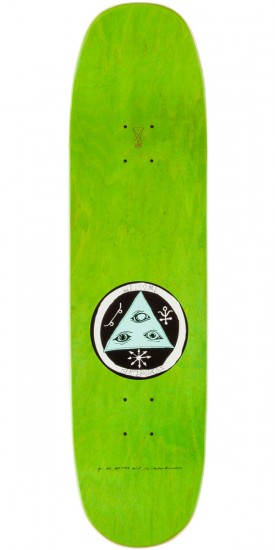 """Welcome Heartwise on Moontrimmer 2.0 Skateboard Deck - 8.5"""""""