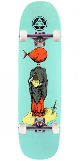 """Welcome Light Headed on Stonecipher Skateboard Complete - 8.6"""""""