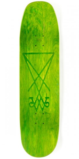 """Welcome Lovewatcher on Baculus Skateboard Complete - Cream - 8.75"""""""
