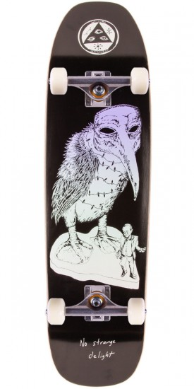 Welcome No Strange Delight on Nimbus 5000 Skateboard Complete - 8.75""
