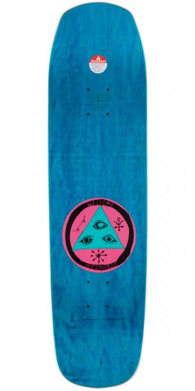 """Welcome Owl Cat On Helm of Awe(Sum) Skateboard Complete - Pink - 8.40"""""""