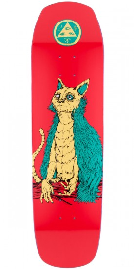 Welcome OwlCat On Helm of Awe(Sum) Skateboard Deck - Rose - 8.40""