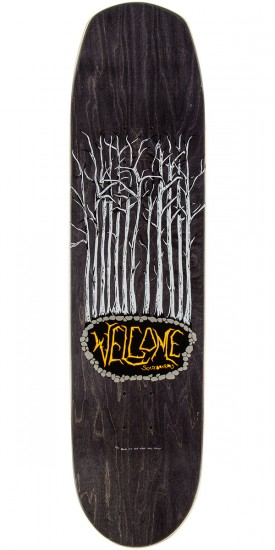 Welcome Raw Power Skateboard Complete - Blackberry - 8.4""