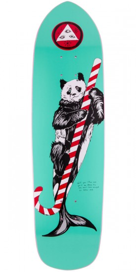Welcome Sea Bear On Squidbeak Skateboard Deck - 8.6""
