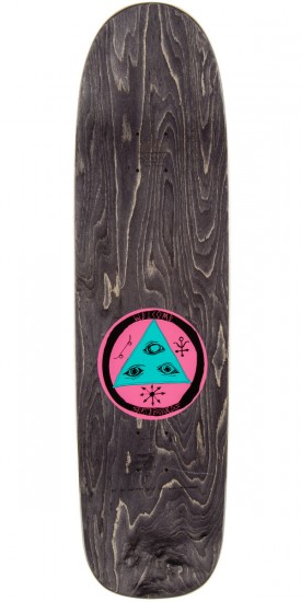 Welcome Self Portrait On Planchette 2.0 Skateboard Complete - 8.8 - White/Grey