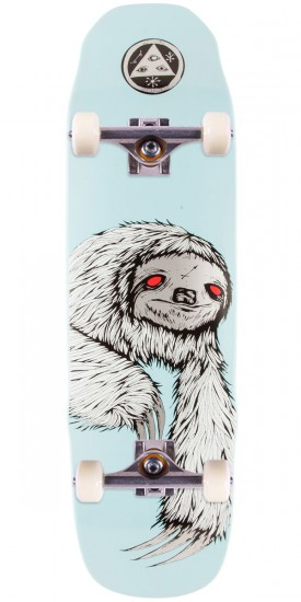 Welcome Sloth 2 on Sledgehammer Skateboard Complete - 9.0""