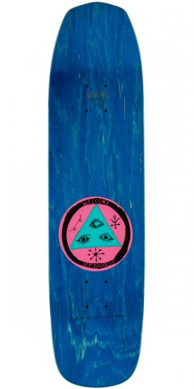 Welcome Squid On Vimana Skateboard Complete - 8.25 - Black