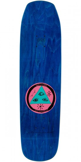"Welcome Tasmanian Angel On Banshee 86 Skateboard Complete - 8.6"" - Dark Teal"