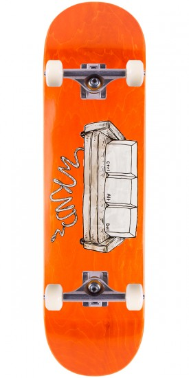 WKND Couch Alt Del. Skateboard Complete - 8.5""