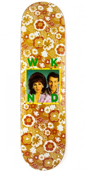 WKND The Bundy's Skateboard Deck - 8.38""