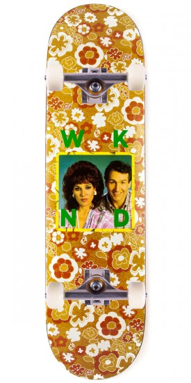 WKND The Bundy's Skateboard Complete - 8.38""