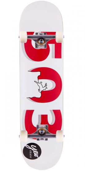 Yew 503 Area Code Skateboard Complete