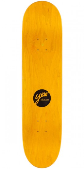 Yew Cold Ones Skateboard Complete - Red