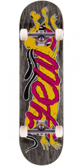 """Yew Dog Tongue Skateboard Complete - 8.5"""""""