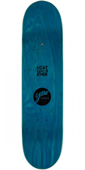 Yew Salmon Jammer Skateboard Complete - 8.25""