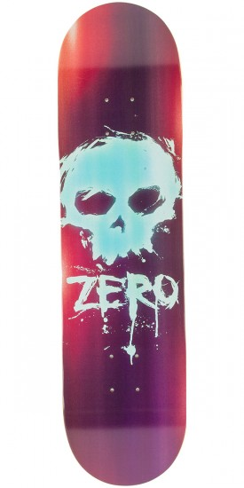 Zero Blood Skull R7 Skateboard Deck - Color Copy/Black - 8.0""