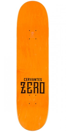 Zero Easyriders R7 Skateboard Deck - Tony Cervantes - 8.25""