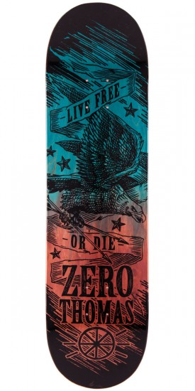 Zero Jamie Thomas Deliverance Skateboard Deck - 8.25""