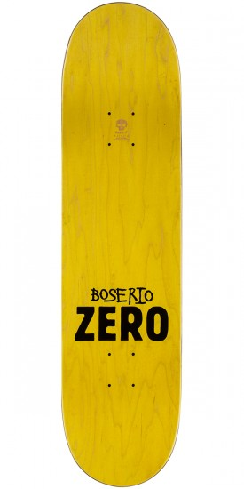 Zero Boserio Severed Ties Skateboard Deck - 8.25""