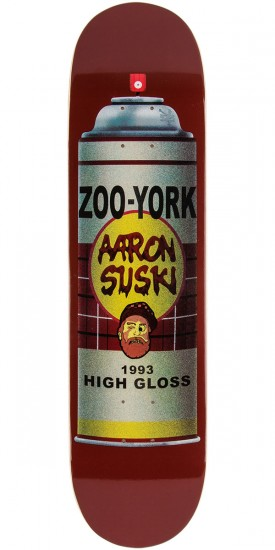 Zoo York High Gloss Aaron Suski Skateboard Deck