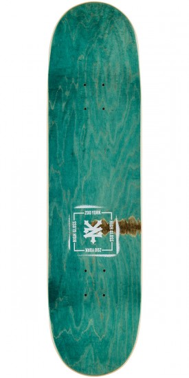 Zoo York High Gloss Ron Deily Skateboard Complete - 8.0""