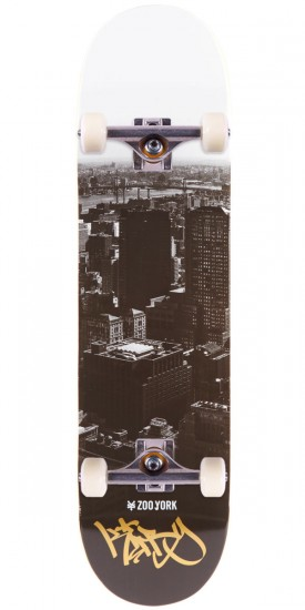 """Zoo York Pano Pro Forrest Kirby Skateboard Complete - 8.125"""""""