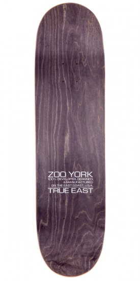 Zoo York Photo Incentive Skateboard Complete - Black - 8.5""