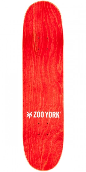 Zoo York Photo Incentive Skateboard Complete - Gold - 7.75""