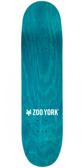 """Zoo York Photo Incentive Skateboard Complete - Gold - 8.00"""""""
