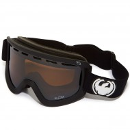 Dragon D1 Snowboard Goggles - Coal/Ion