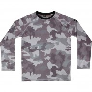 686 Frontier Base Layer Shirt - Khaki Camo