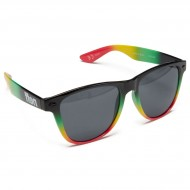 Neff Daily Shades Sunglasses - Rasta Spray