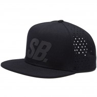 Nike SB Black Reflect Pro Trucker Hat - Black/Reflect Black