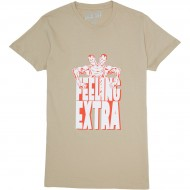 CCS Feeling Extra T-Shirt - Sand