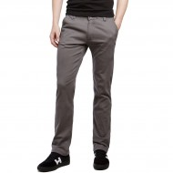 CCS Slim Fit Chino Pants - Grey
