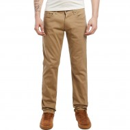 CCS Slim Fit Chino Pants - Khaki